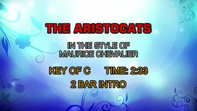 Maurice Chevalier - Aristocats, The