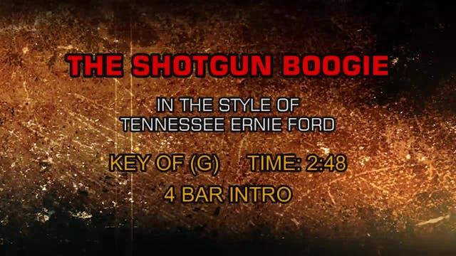 Tennessee Ernie Ford - The Shot Gun B...
