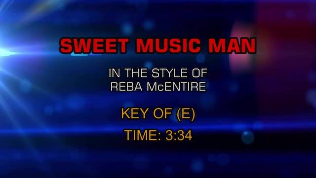 Reba McEntire - Sweet Music Man