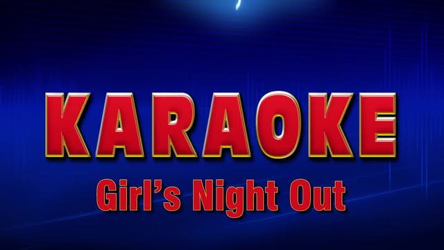 Lightning Round Karaoke - Girl's Nigh...