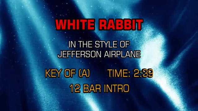 Jefferson Airplane - White Rabbit
