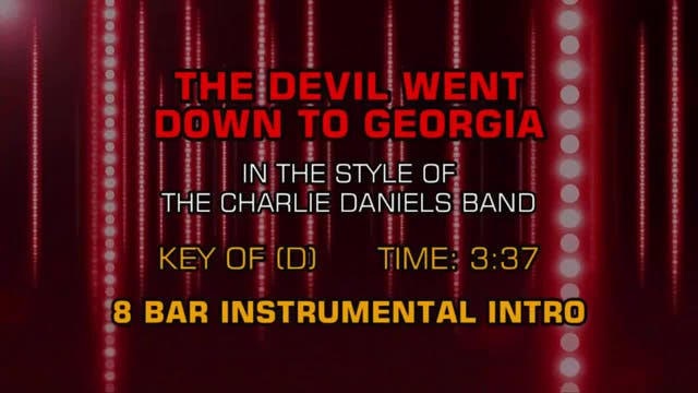 The Charlie Daniels Band - The Devil ...