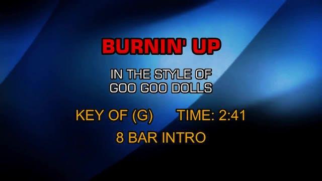 Goo Goo Dolls - Burnin' Up