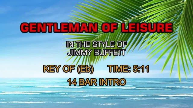 Jimmy Buffett - Gentleman Of Leisure