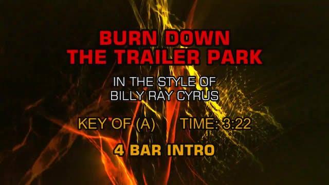 Billy Ray Cyrus - Burn Down The Trail...
