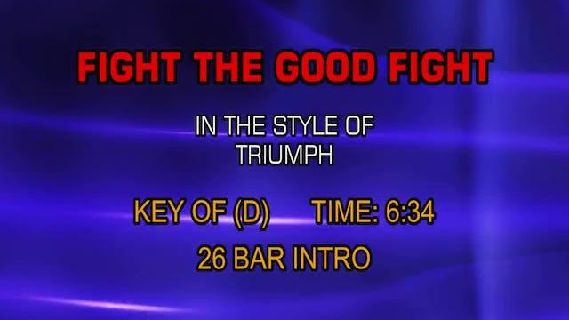 Triumph - Fight The Good Fight