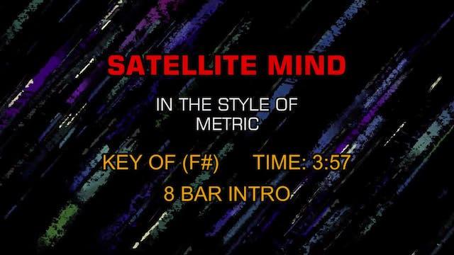 Metric - Satellite Mind