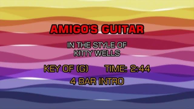 Kitty Wells - Amigo's Guitar