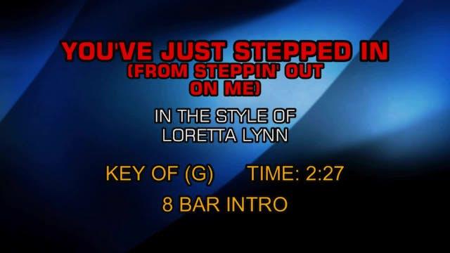 Loretta Lynn - You've Just Stepped In...