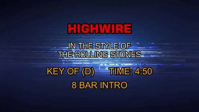 Rolling Stones, The - Highwire
