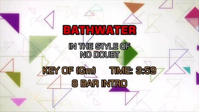 No Doubt - Bathwater