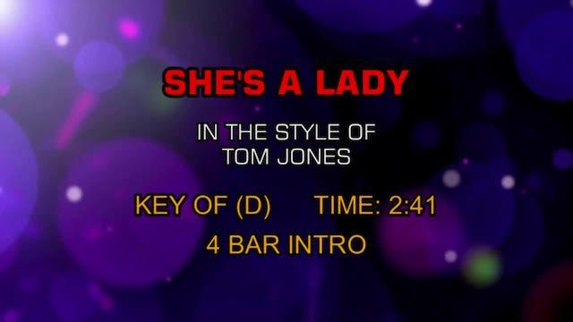 Tom Jones - She's A Lady