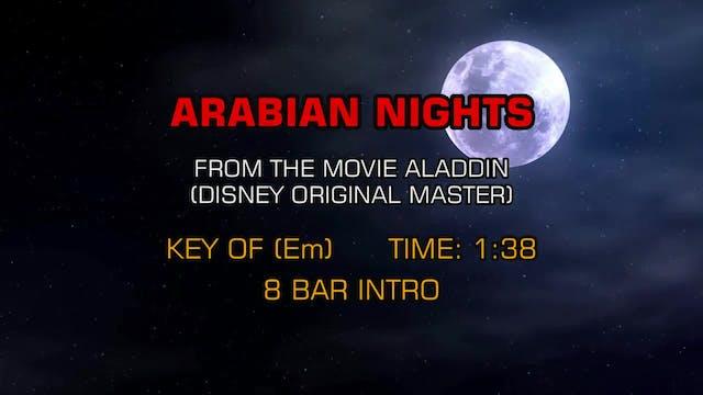 From The Movie Aladdin (Disney Origin...