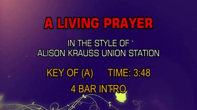 Alison Krauss Union Station - A Livin...