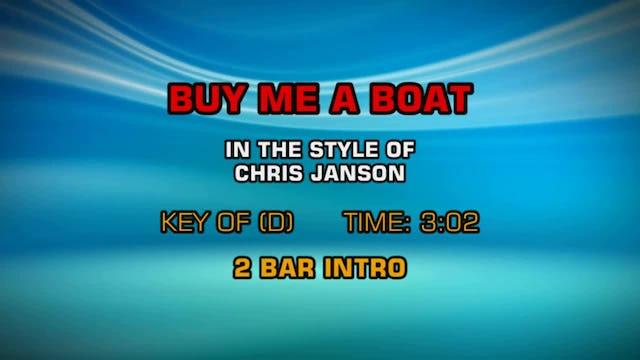 Chris Janson - Buy Me A Boat