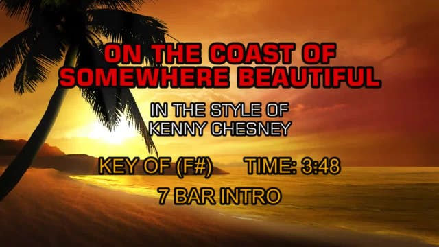 Kenny Chesney - On The Coast Of Somew...