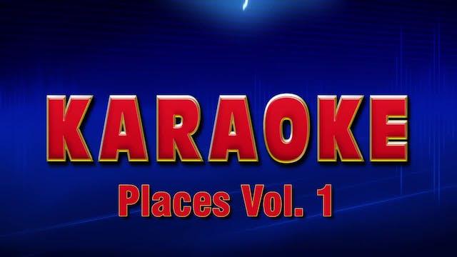 Lightning Round Karaoke - Places Vol. 1