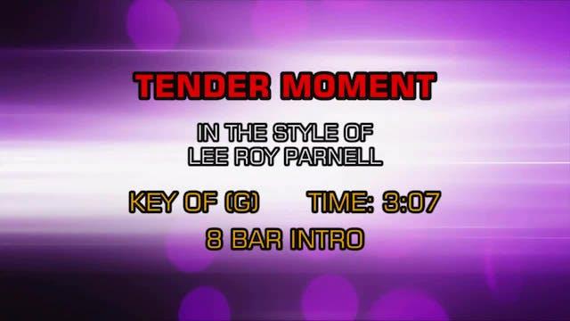 Lee Roy Parnell - Tender Moment