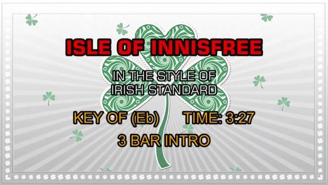 Irish Standard - Isle Of Innisfree