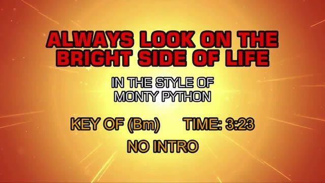 Monty Python - Always Look On The Bri...