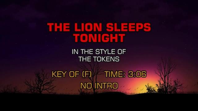 The Tokens - Lion Sleeps Tonight