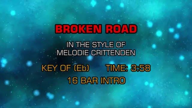 Melodie Crittenden - Broken Road