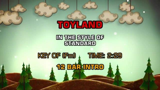 Traditional Christmas ITSO Toyland