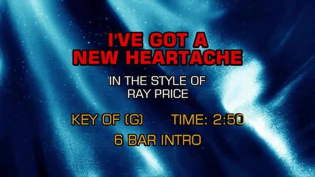 Ray Price - I've Got A New Heartache