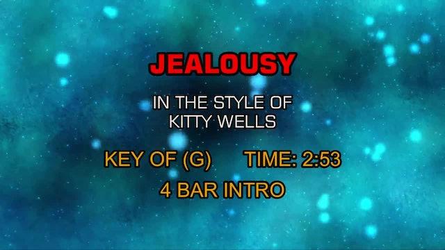 Kitty Wells - Jealousy