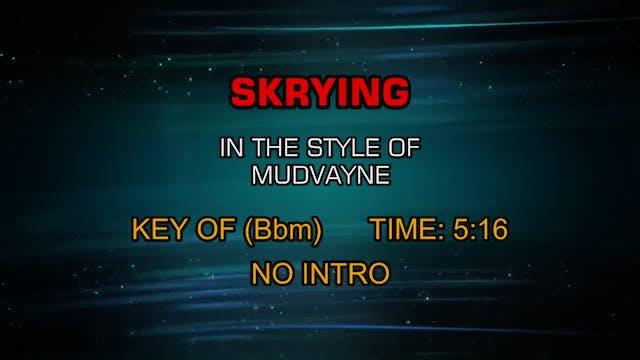 Mudvayne - Skrying