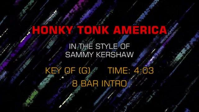 Sammy Kershaw - Honky Tonk America