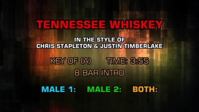 Chris Stapleton & Justin Timberlake - Tennessee Whiskey