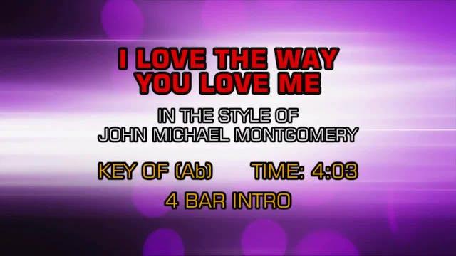 John Michael Montgomery - I Love The ...