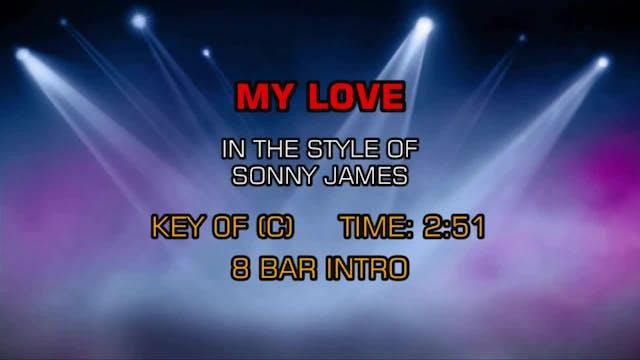 Sonny James - My Love