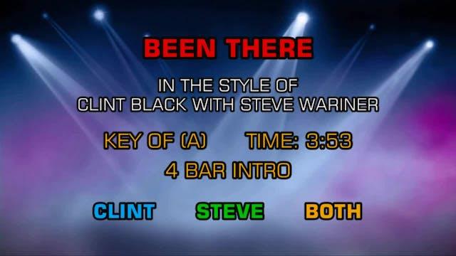 Clint Black (w/ Steve Wariner) - Been...