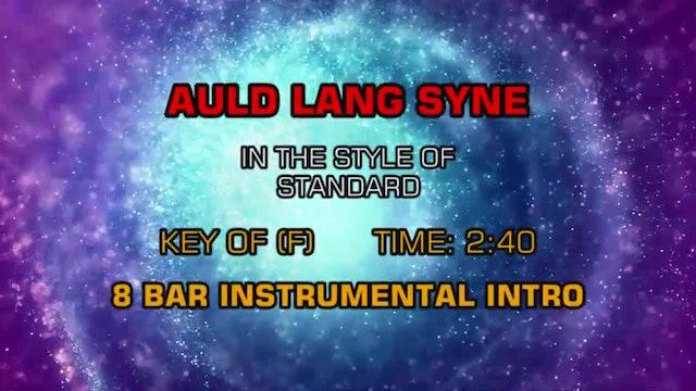 Standard - Auld LAng Syne