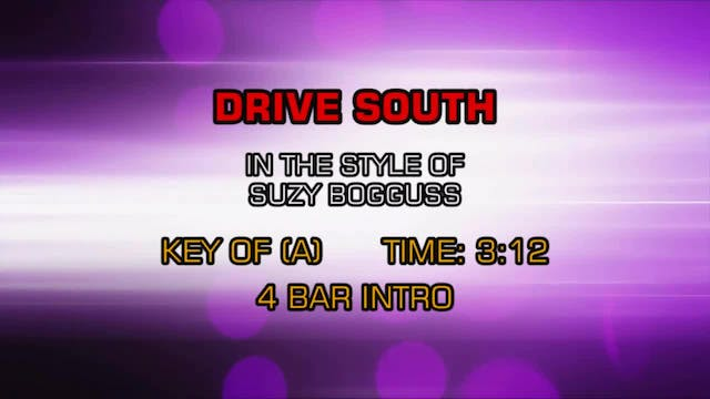 Suzy Bogguss - Drive South