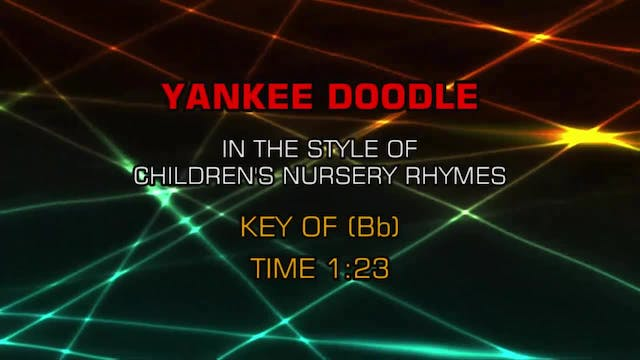 Children's Favorites - Yankee Doodle