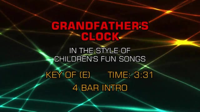 Children's Fun Songs - Grandfather's ...