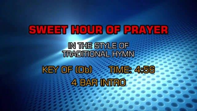 Traditional Gospel - Sweet Hour Of Pr...