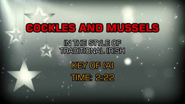 Irish - Traditional - Cockles And Mus...