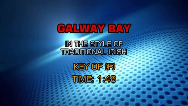 Irish - Traditional - Galway Bay