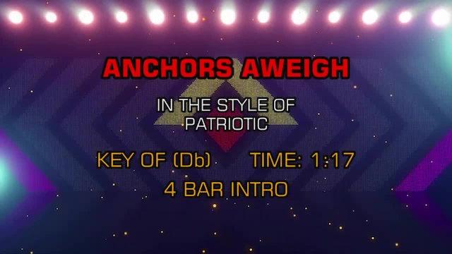 Standard - Anchors Aweigh