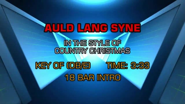 Boxcar Willie - Auld Lang Syne