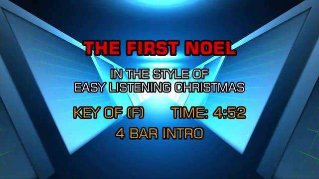 Lettermen - The First Noel