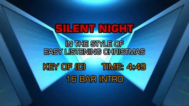 The Lettermen - Silent Night