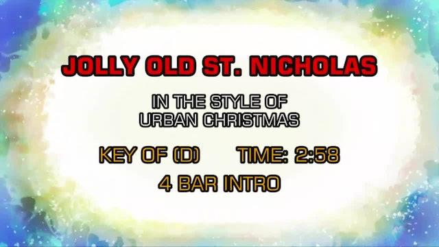 Con Hunley - Jolly Old St. Nicholas