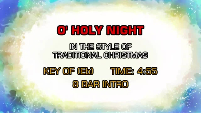 Helen Cornelius - O' Holy Night