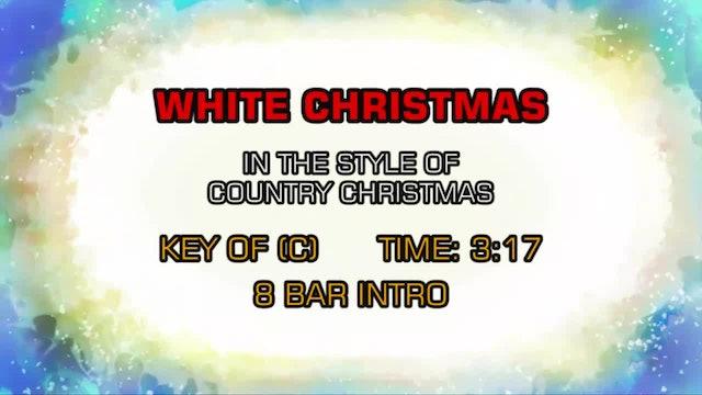 Country Christmas - White Christmas