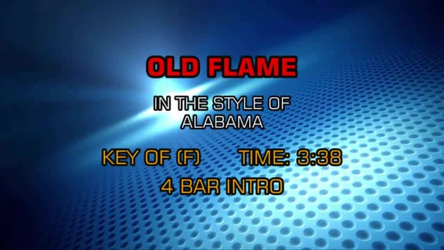 Alabama - Old Flame
